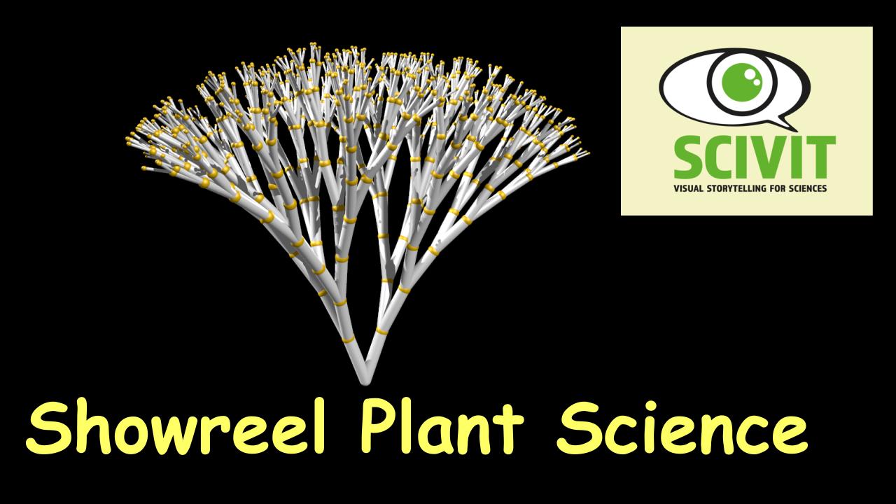 Filme für die Wissenschaftskommunikation - Scivit: Showreel Plant Science