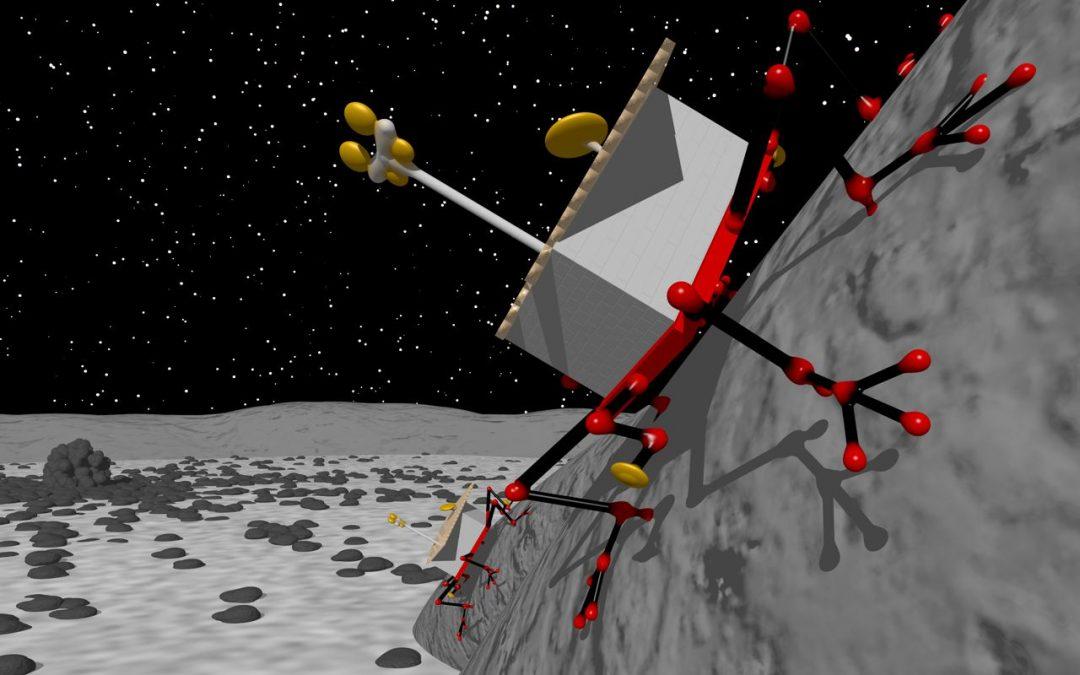 Künstliche Intelligenz erobert den Weltraum