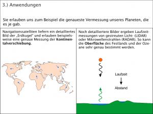 Vermessung der Erdoberfläche