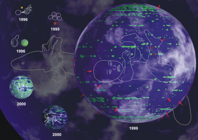 Genomic planets
